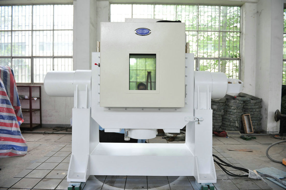 WKZT2-30 2 Axis Rate Table With Temperature Chamber φ530mm Table Surface Dimension